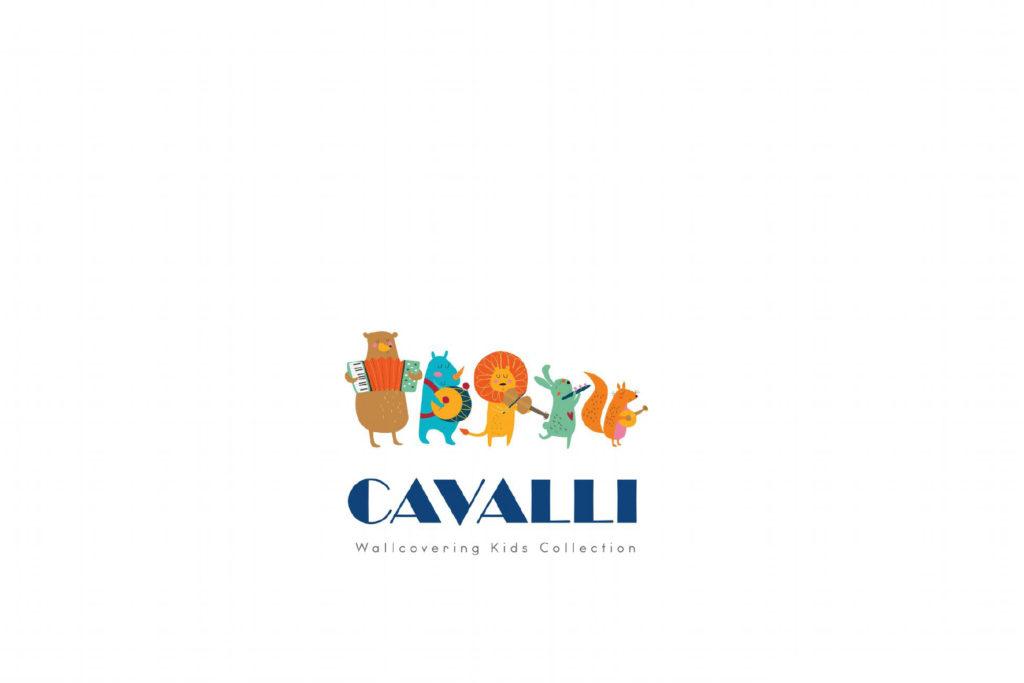 آلبوم پوستر کاوالی کودک – Cavalli Kid