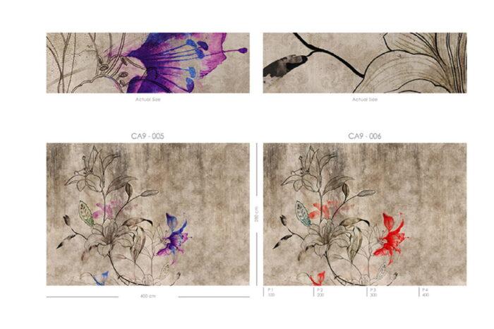 Cavalli Wallpaper 2019 summer Collection(1)-14