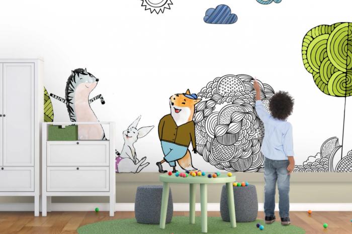 Kids Wallpaper City-51