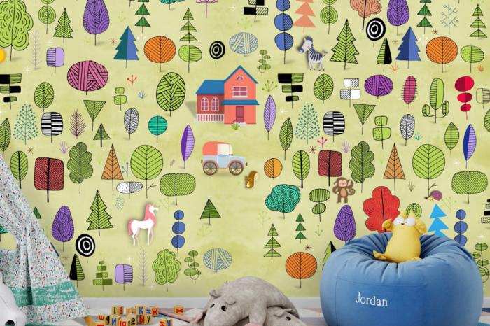 Kids Wallpaper City-53