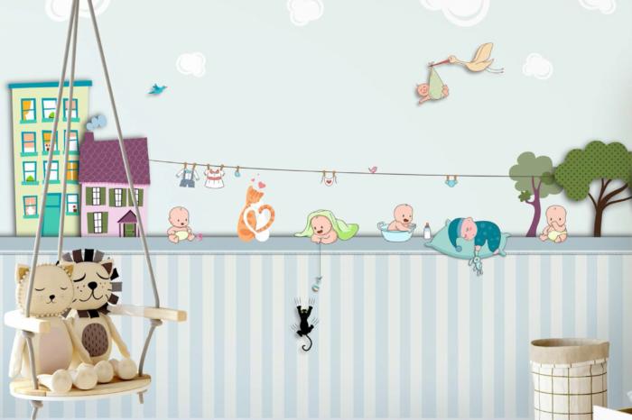 Kids Wallpaper City-91
