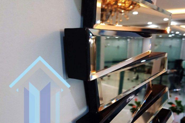 آینه خورشیدی تراشدار