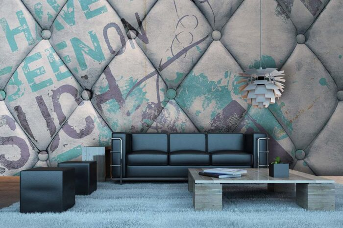 Modern Luxury Living Room Interior   Loft Apartment Architecture